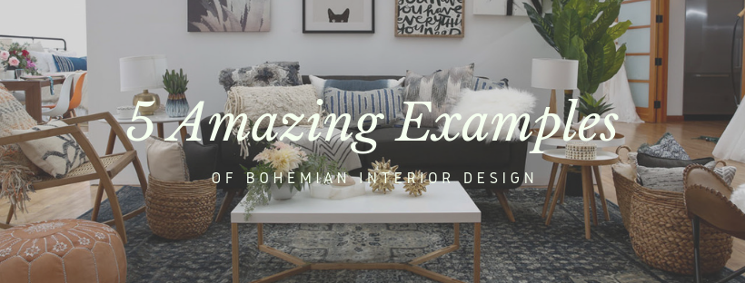 5 amazing examples of bohemian interior design